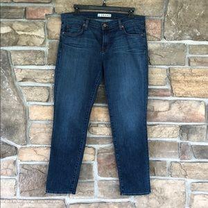 J Brand Akoi Moxie Jeans Medium Wash Size 29